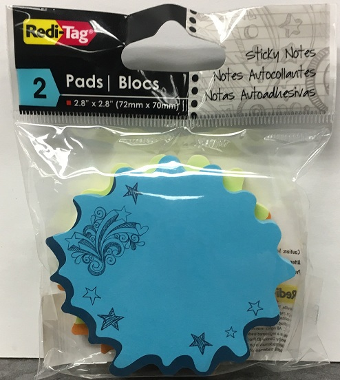 Cover Image For Star Shaped Sticky Notes