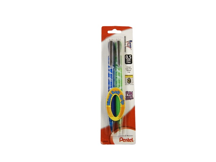 Image For Pentel Icy .5MM Mechanical Pencil - 2 Pack