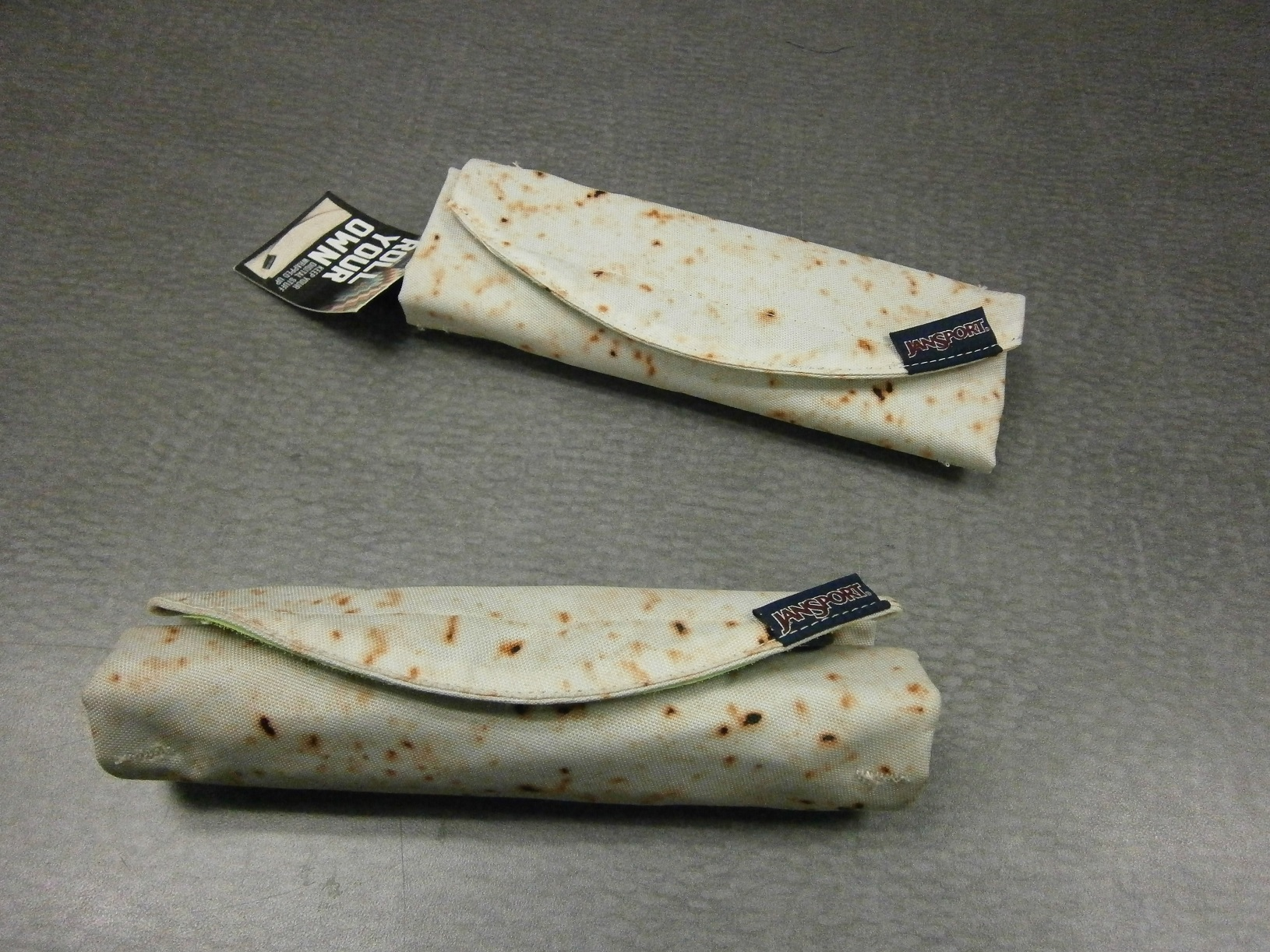 Image For Digital Burrito Pouch