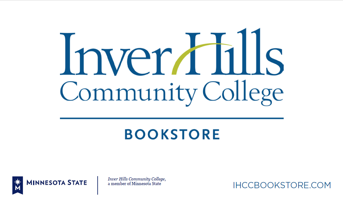Image For Inver Hills Bookstore Gift Card