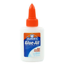 Image For Elmer's Glue 1.25oz Bottle