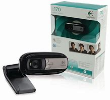 Image For Logitech Webcam C170