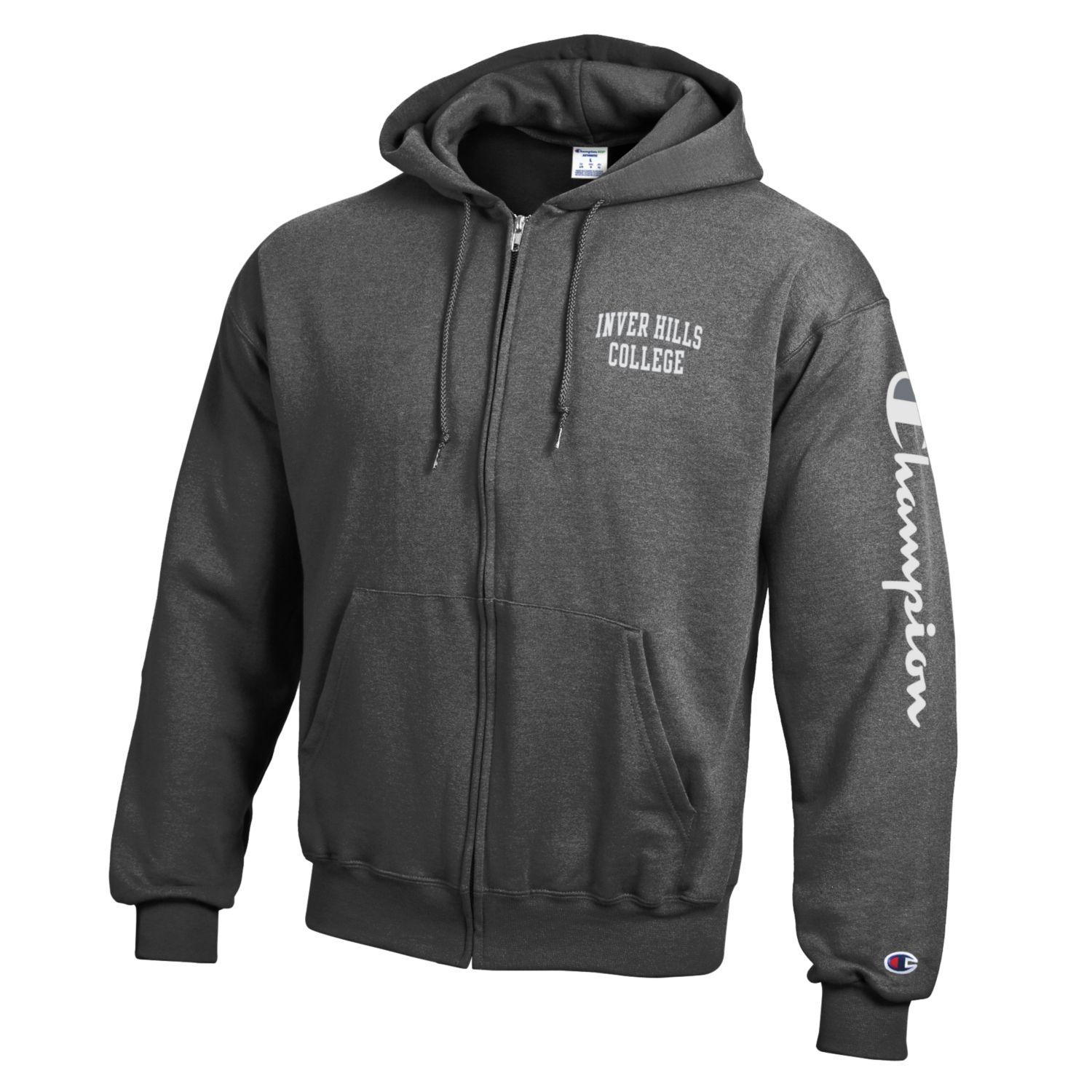 Image For Champion Full Zip Hoodie