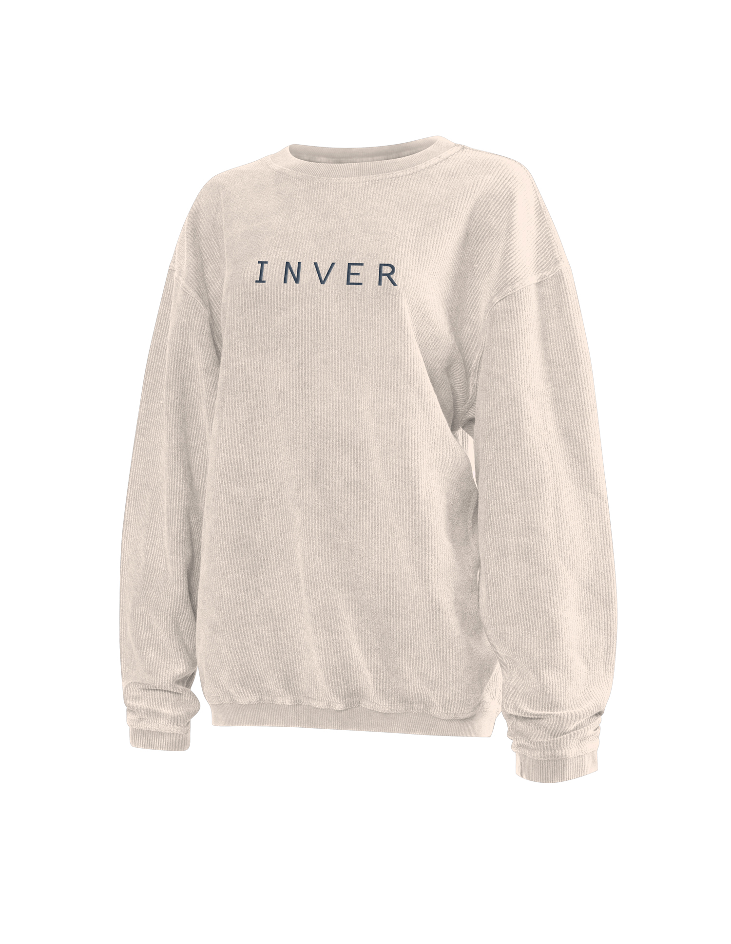 Image For Women's Corded Crew