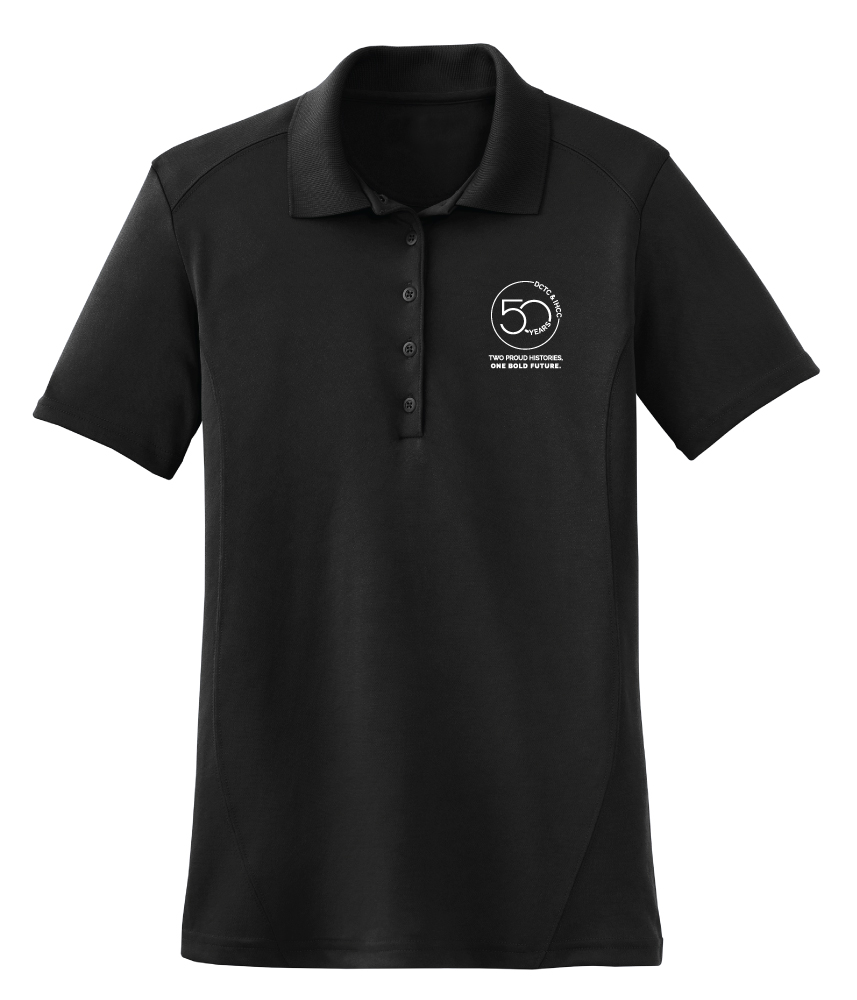 Image For Fitted 50th Anniversary Polo