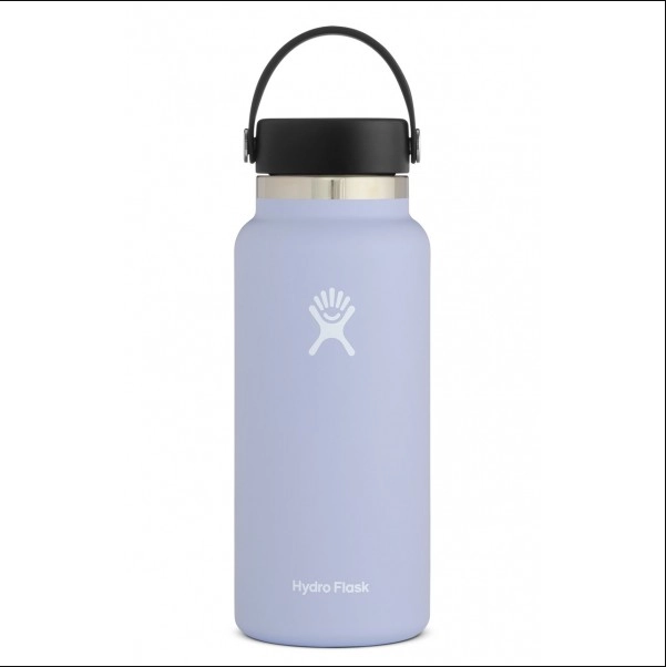 Image For Hydroflask 32oz Wide Mouth Fog