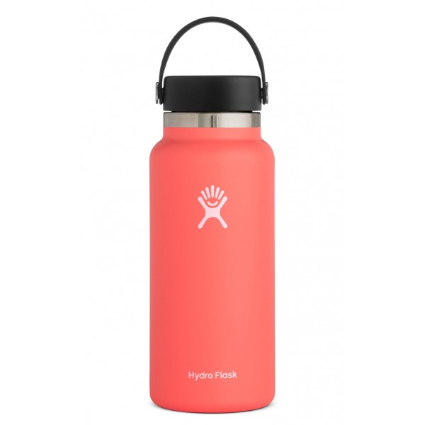 Image For Hydroflask 32oz Wide Mouth Hibiscus