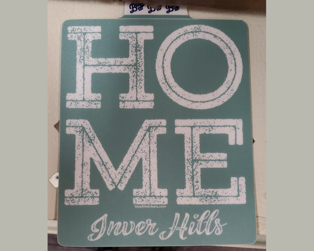 Image For Home Sticker