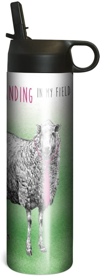 Image For Boho Sheep Vacuum-Insulated Stainless Steel Sportiva Tumbler