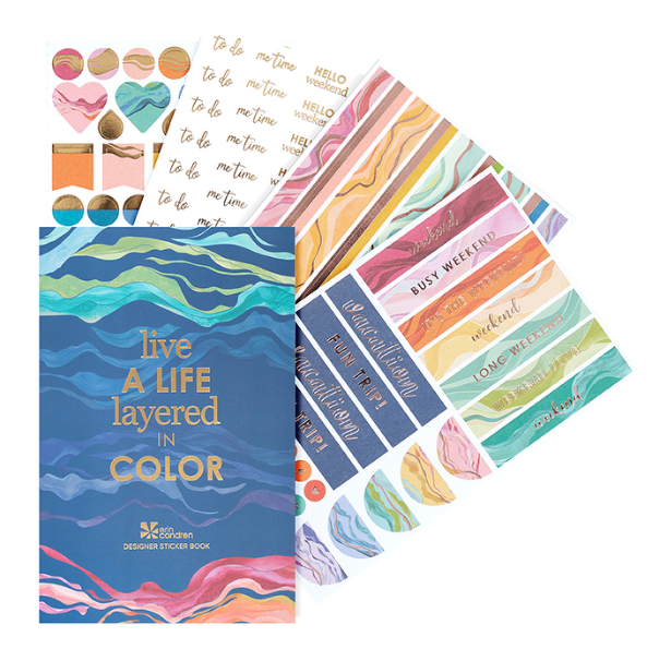 Image For Sticker Book Layers Edition